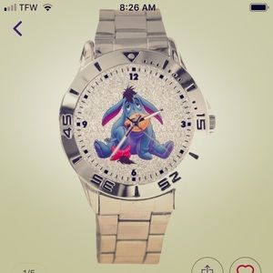 Disney Eeyore watch